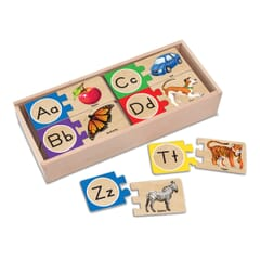 Self-Correcting Letter Puzzles