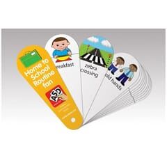 Home to School Routine Communication Fan
