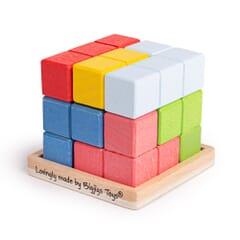 Lock-a-cube