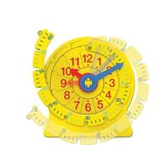 24 Hour Number Line Clock