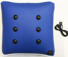vibrating massage cushion