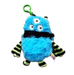 Worry Monster 15cm Clip On