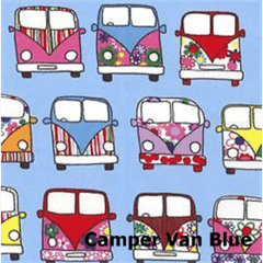 Classic Weighted Blanket 3.6kg - Camper Van - Last one reduced to clear!