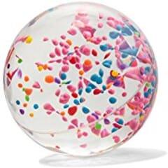Colour storm bouncy ball