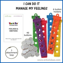 I can do it - manage my feelings