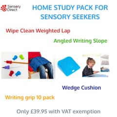 Home Study Pack for sensory seekers (Junior)
