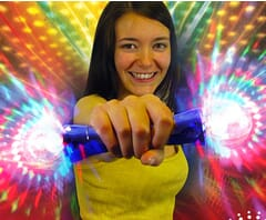 Light up Double Disco Stick