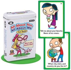 All About You, All About Me Fun Deck
