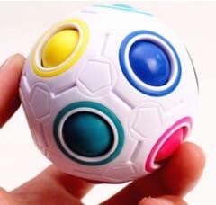 Rainbow Ball  Fidget Toy Puzzle