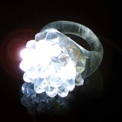 Flashing Bubble Ring