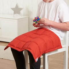 Fleece Weighted Lap Pad