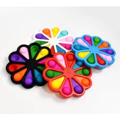 Dimple Fidget Toy  - Flower
