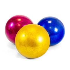 Light Up Air Glitter Gel Ball - 10cm