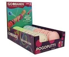 Goobands Bouncing Glow Pogoputti