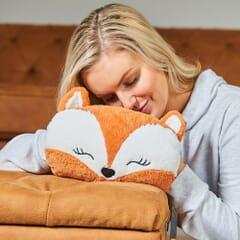 Weighted Cuddly Handwarmer