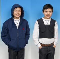 child weighted jacket for autism small
