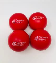 Squeezy stress balls pack of 4