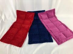 Ex Display Dimple Fleece Tactile Lap Pads 2kg