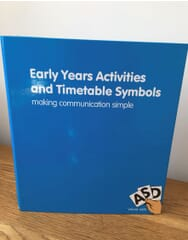 Early Years Activities and Timetable (30) Symbols Folder
