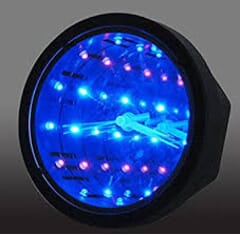Infinity Mirror With Clock