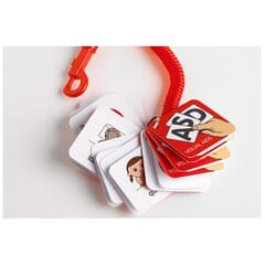Key Chain with Symbols  (KS1-2)