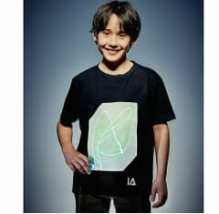 Interactive Glow T Shirt and Torch Pen