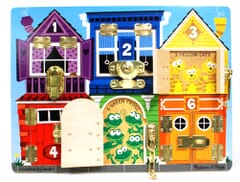 Latches Board Puzzle