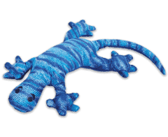 Weighted Lizard Blue 2kg