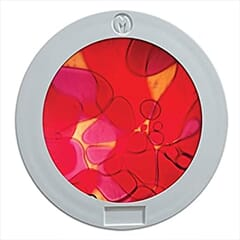 Lava effect wheel for Space Projector-Violet/Red