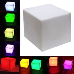 Colour Change Mood Cube - pack of 4