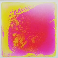 Liquid Floor Tiles - Square 50cm x 50cm - Yellow/Pink