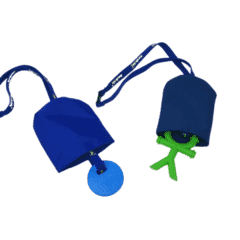 Chewbuddy Disc Twin Pack with Protective Pouch