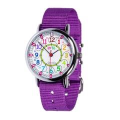 Rainbow Past & to Watch - purple strap