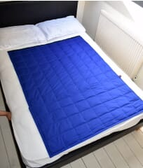 Large Extendable Weighted Blanket