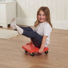 Large Scooter Board and Activity Ideas Fun Deck Pack