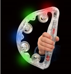 Light Up Sensory Tambourine